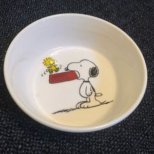 Peanuts Other - Snoopy Dog Bowl Small